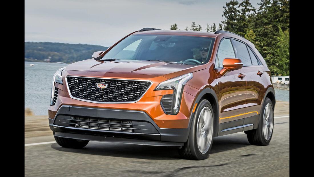 Cadillac XT4, Best Cars 2020, Kategorie I Kompakte SUV/Geländewagen
