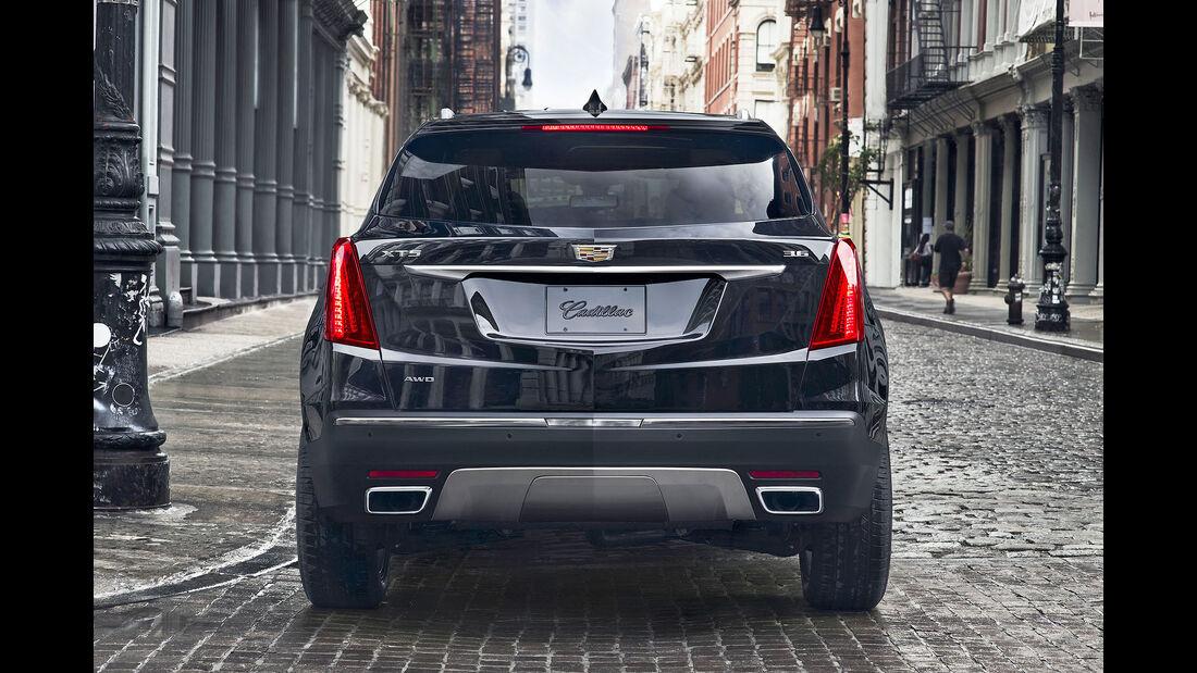 Cadillac XT5 2016