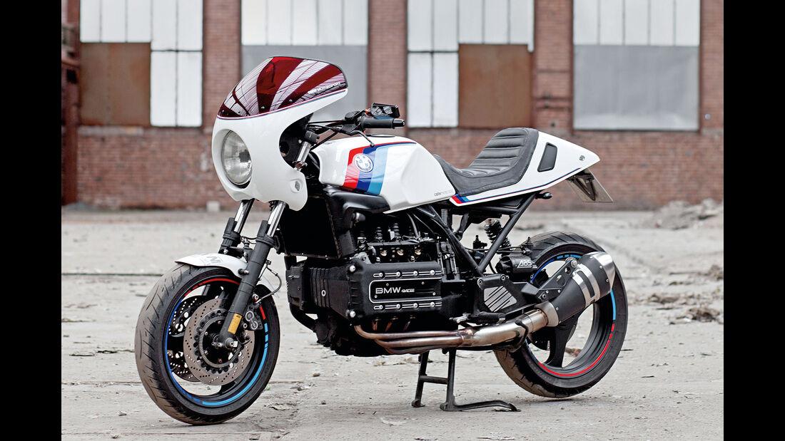 Cafemoto Design Custom Bike