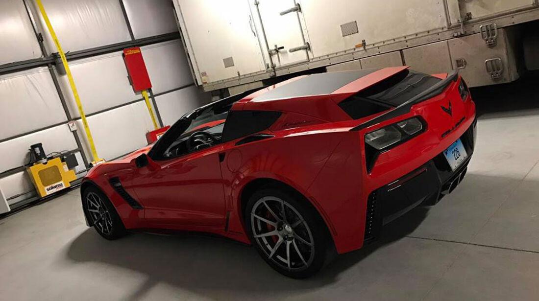 Callaway AeroWagen - Corvette - Shooting Brake
