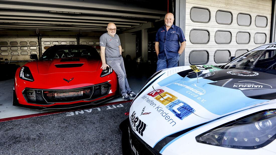 Callaway Champion C7, Callaway Corvette C7 GT3-R, Exterieur