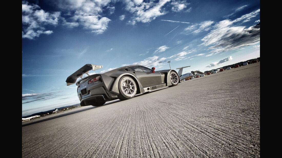 Callaway Competition Corvette C7 GT3-R - Rennwagen