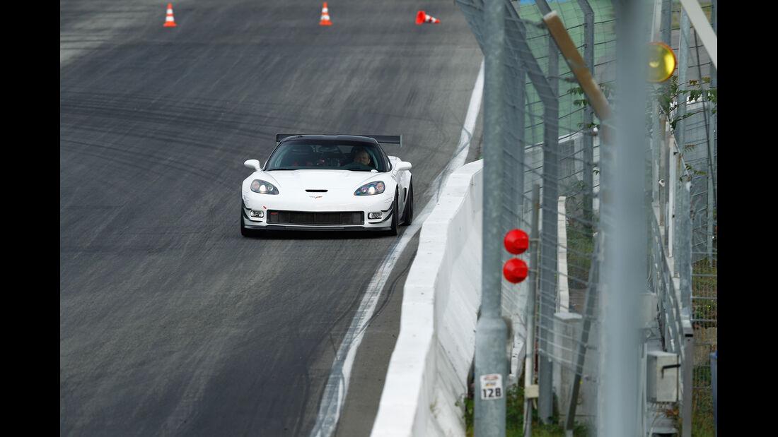 Callaway-Corvette Z06.RR, Frontansicht