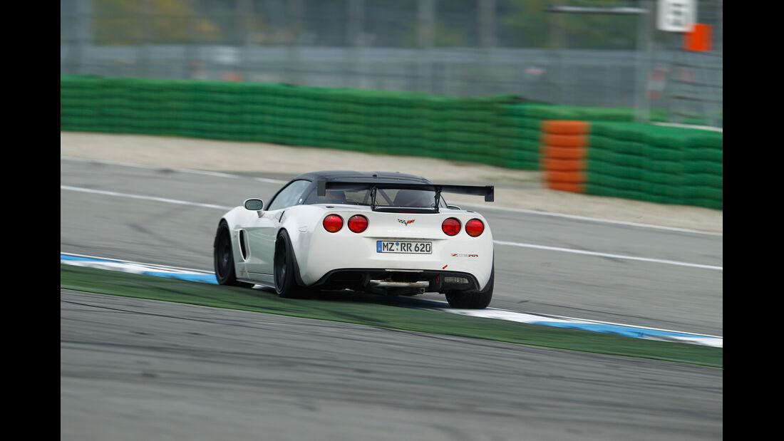 Callaway-Corvette Z06.RR, Heckansicht