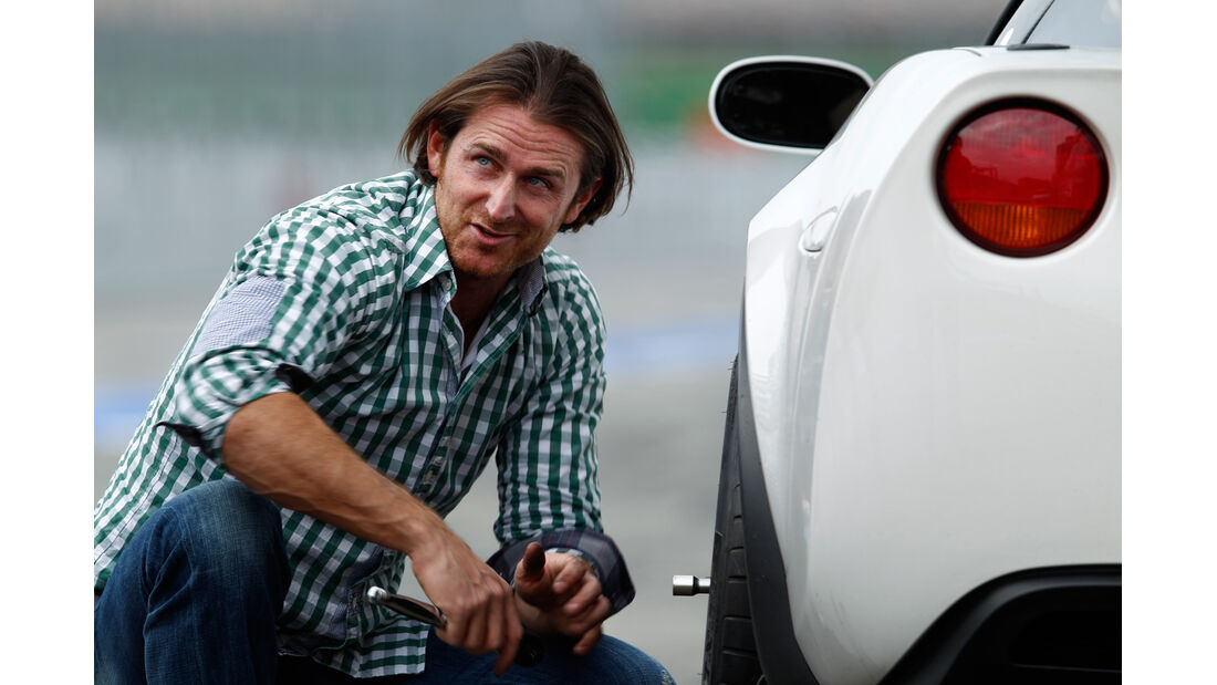 Callaway-Corvette Z06.RR, Heckleuchte, Heinz Müller