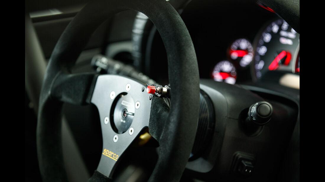 Callaway-Corvette Z06.RR, Lenkrad