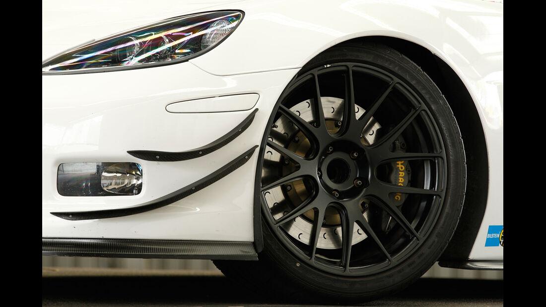 Callaway-Corvette Z06.RR, Rad, Felge