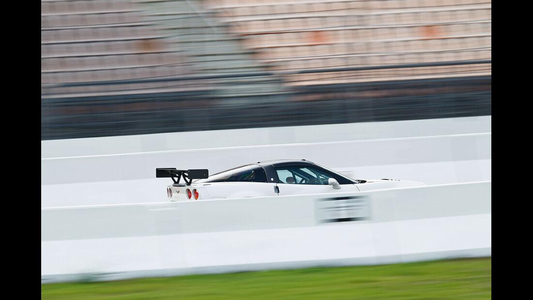 Callaway-Corvette Z06.RR, Seitenansicht
