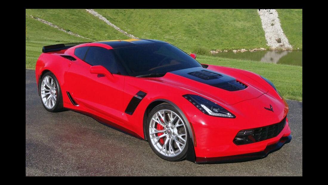 Callaway-Corvette Z06 Tuning 757 Callaway-Cars