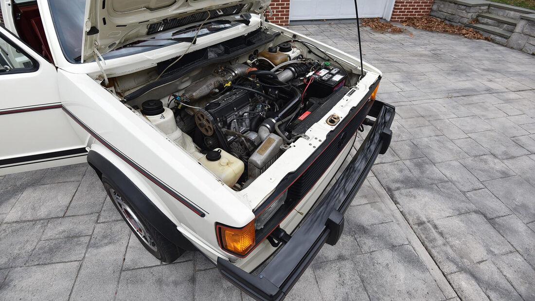 Callaway VW Rabbit GTI