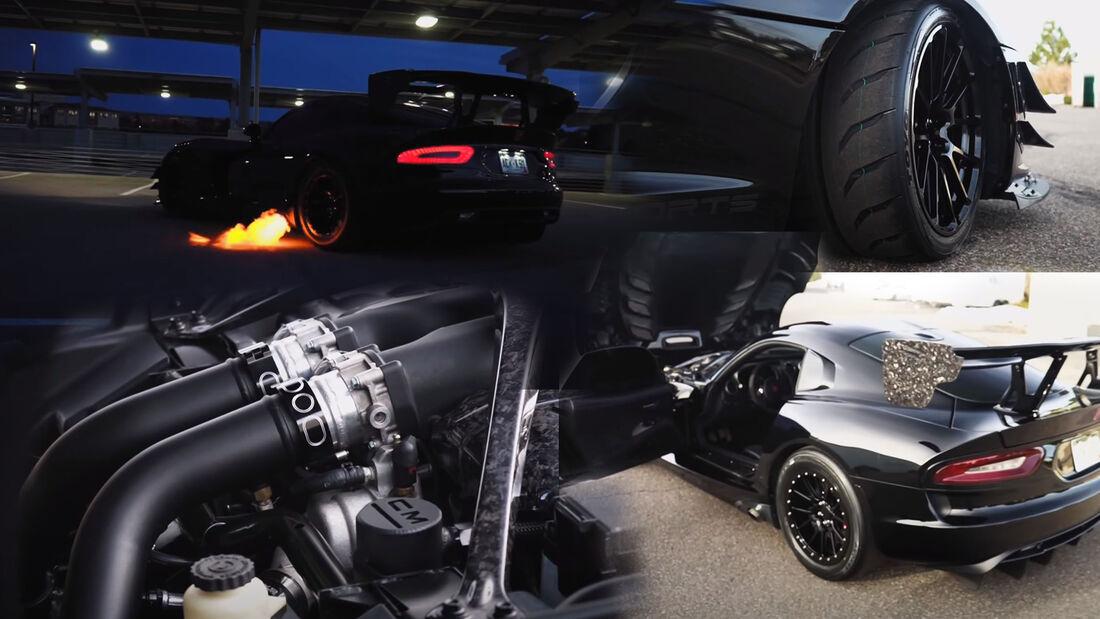 Calvo Motorsports Dodge Viper Tuning 2.630 PS