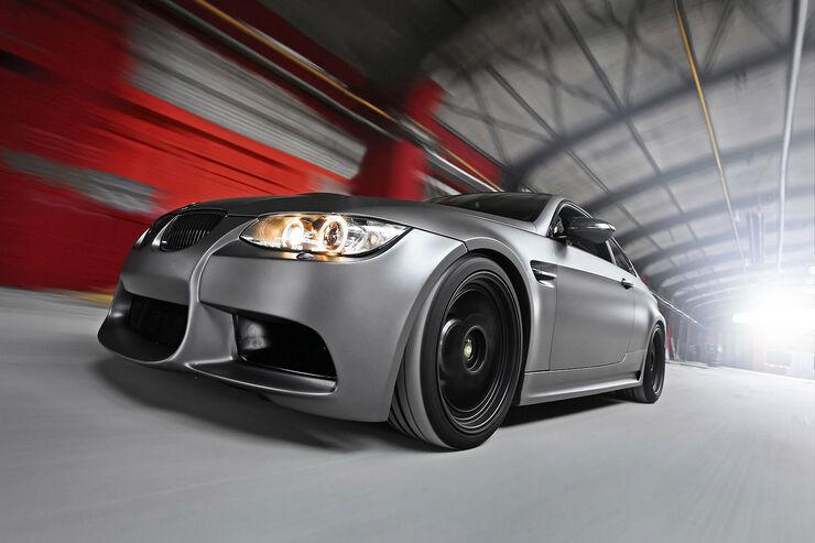 Cam Shaft Guerilla BMW M3, Tuner, 2012