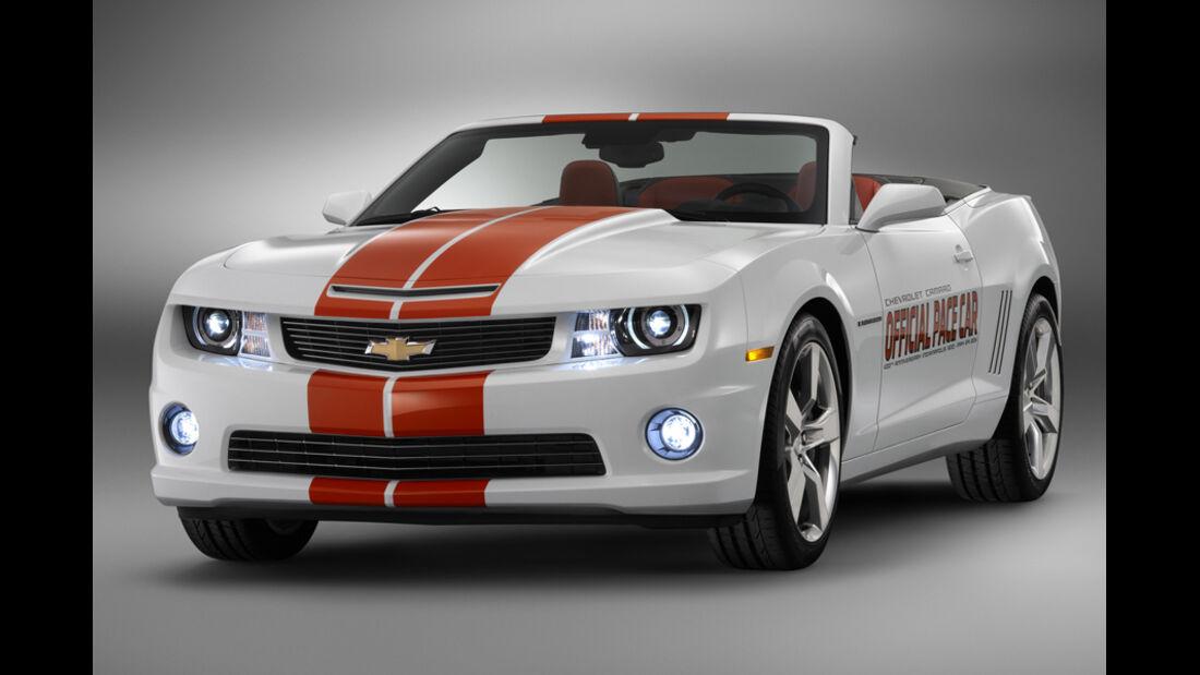 Camaro Cabrio Safety Car