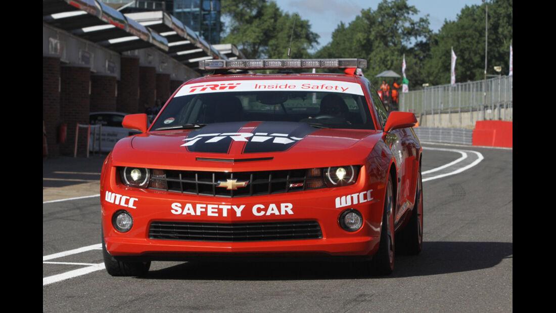 Camaro Safety Car