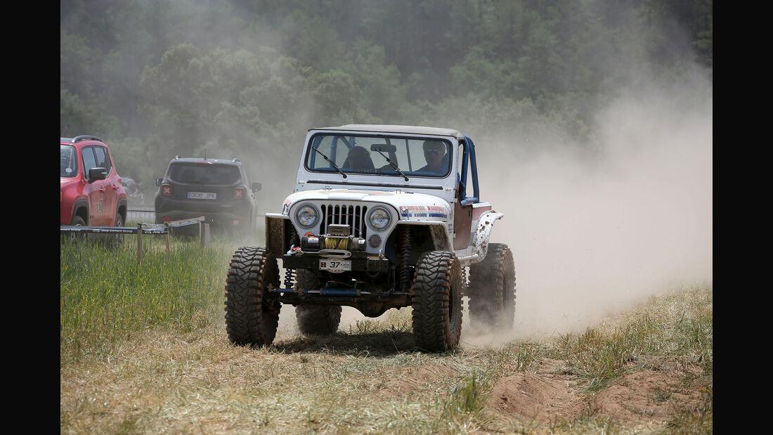 Camp Jeep 2016 Jubiläum Reportage