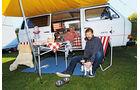 Camper, Juliette und Dirk Carstens, VW-Bus T3 Joker