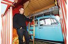 Camper, Rainer Neuendorf, Autodachzelt