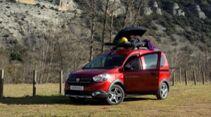 Camperiz Dacia Dokker
