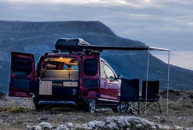 Kompletter Camper für wenig Geld
