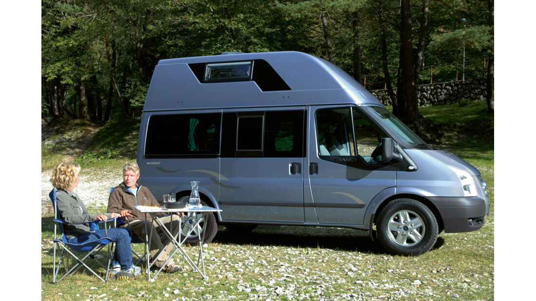 Campingbusse, Ford Nugget
