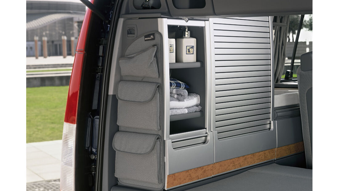 Campingbusse, Mercedes Benz Marco Polo, Innenraum, Detail