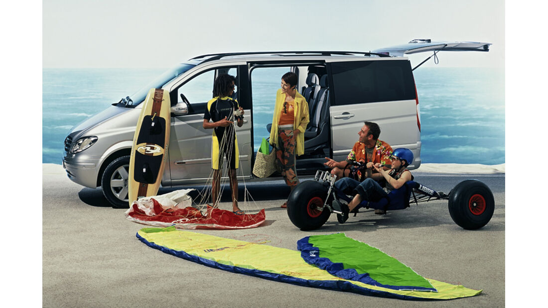 Campingbusse, Mercedes Benz Viano