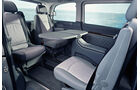 Campingbusse, Mercedes Benz Viano, Innenraum