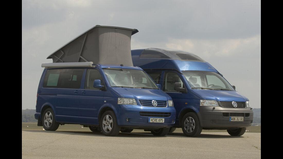Campingbusse, VW California 3