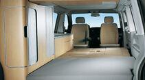 Campingbusse, VW California 3, Innenraum, Detail