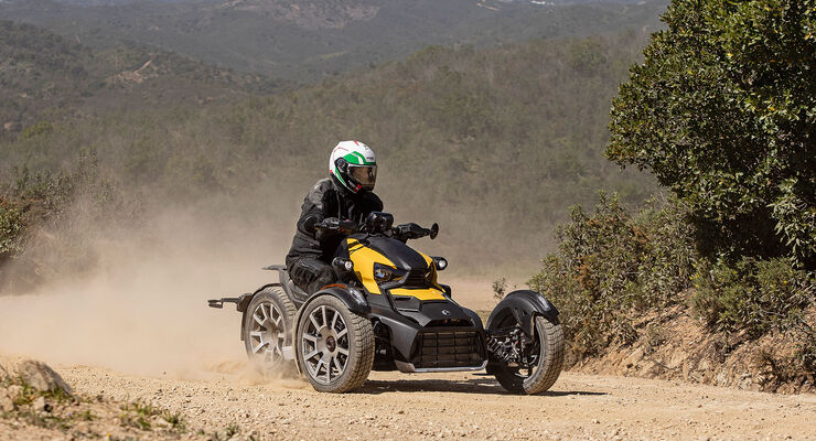 Can-Am Ryker Rally Edition 2042