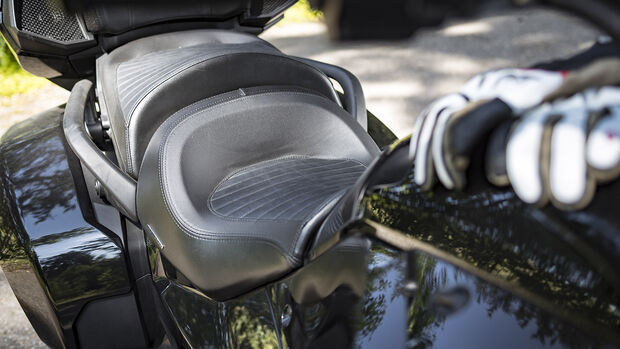 Can-Am Spyder F3 Limited, Exterieur