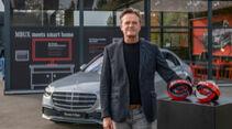 Car Connectivity Award 2020, Markus Schäfer Daimler AG