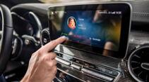 Car Connectivity Award 2020, Mercedes MBUX-System