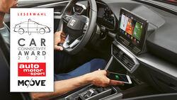 Car Connectivity Award 2021