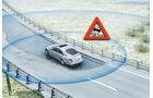 Car-to-X-Technologie, Verkehr, Grafik