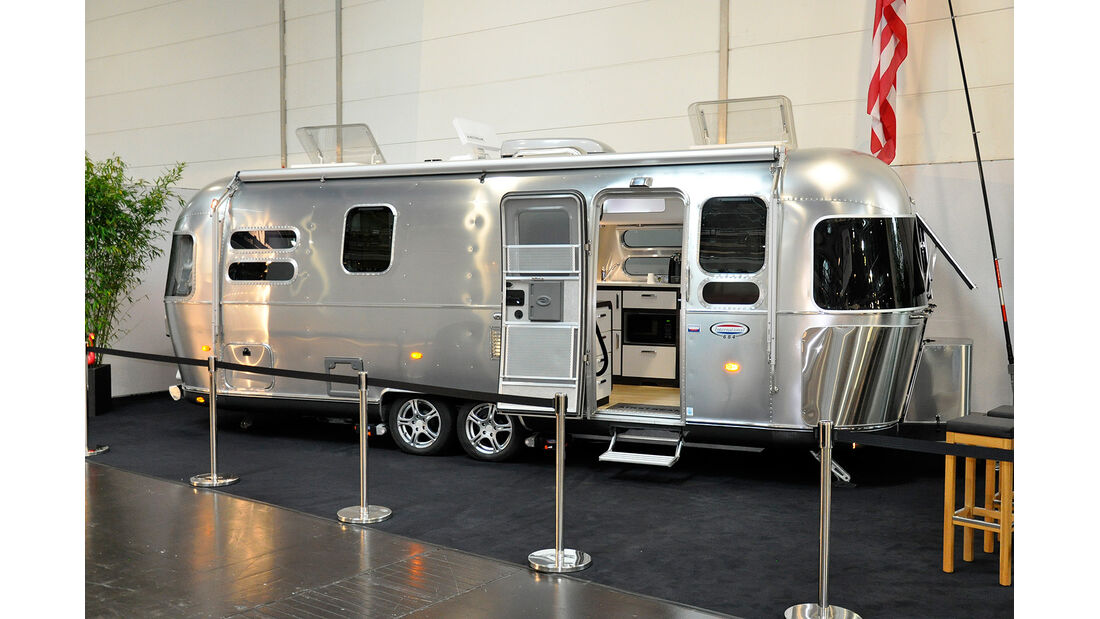 Caravan Salon 2014, Airstream