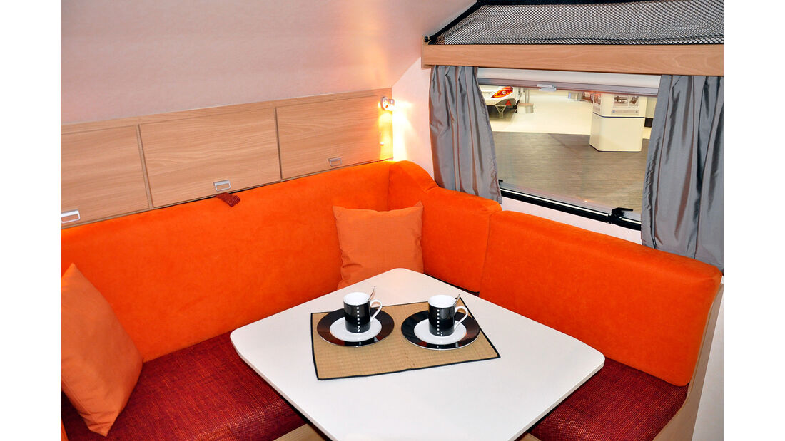 Caravan Salon 2014, Caravan, Wohnanhänger