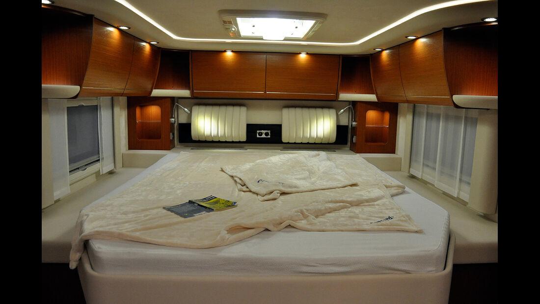 Caravan Salon 2014, Concorde Liner Plus