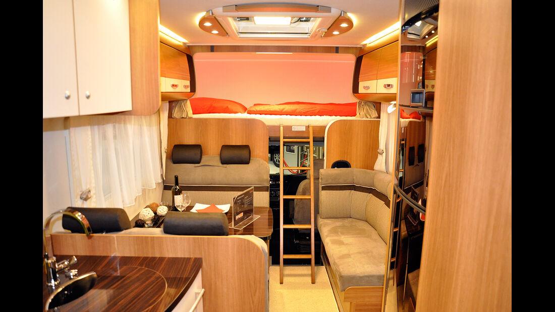 Caravan Salon 2014, Dethleffs