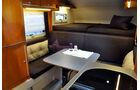 Caravan Salon 2014, Dodge Ram, Tischner Reisemobilkabine