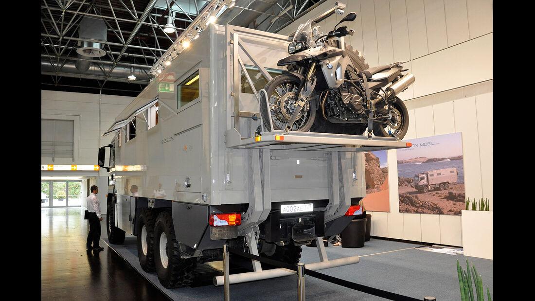 Caravan Salon 2014, Expeditionstruck