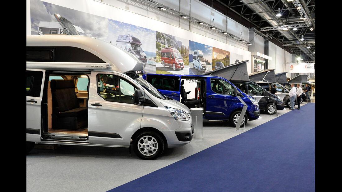 Caravan Salon 2014, Westfalia