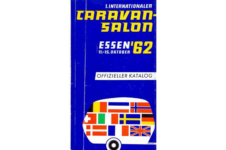 Caravan Salon Düsseldorf 2011, 1962 Essen