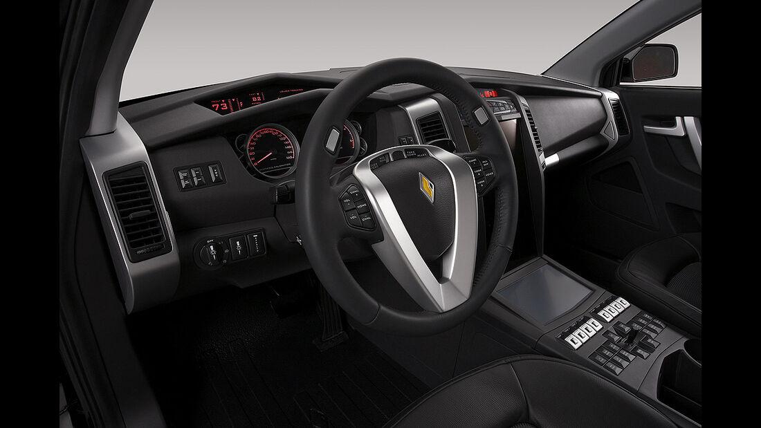Carbon Motors E7