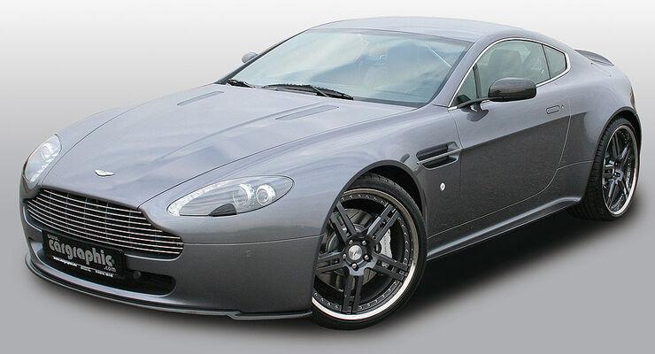 Cargraphic Aston Martin V8 Vantage 420