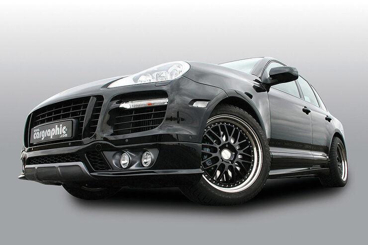 Cargraphic Porsche Cayenne