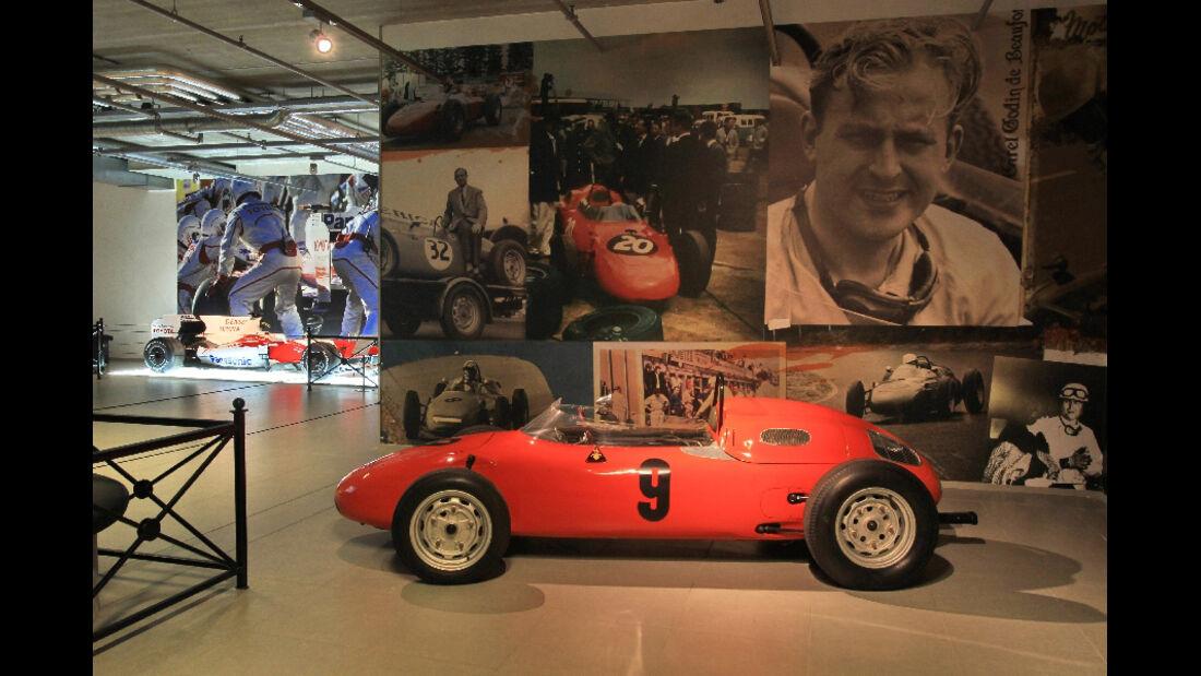 Carin Godin de Beaufort, Porsche 718/2 Formel 2