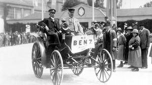Carl Benz, Eugen Benz, Victoria, 1891