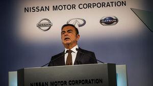 Carlos Ghosn CEO Renault Nissan Group