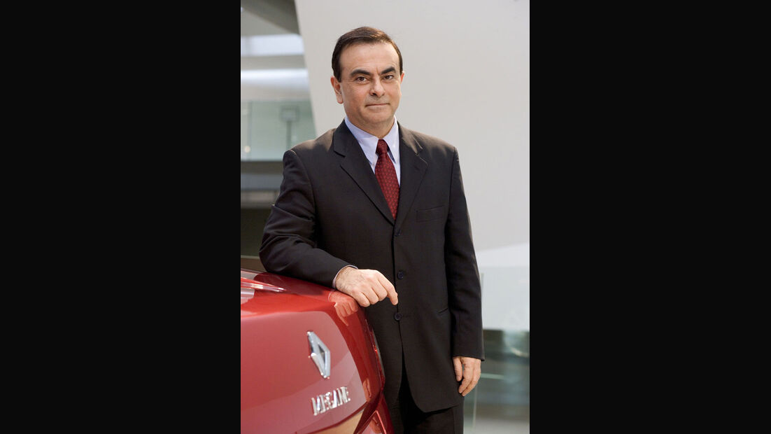 Carlos Ghosn, CEO von Renault